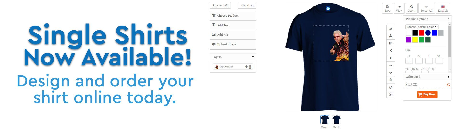 8966945e Custom T-Shirts - Screen Printing - Metro Screen Prints